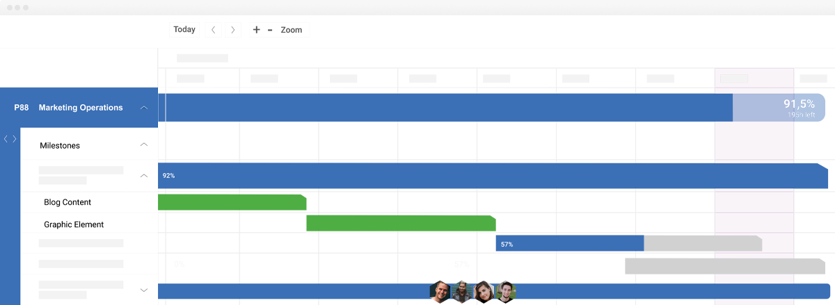 Organize-and-track-projects