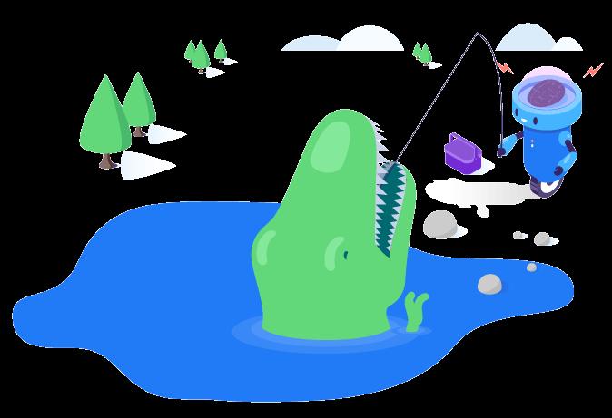 lake-robot