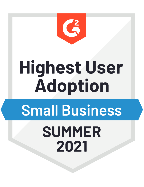 highest user adoption