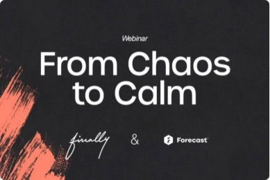 FINALLY From Chaos to Calm